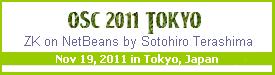 ZK at OSC 2011 Tokyo