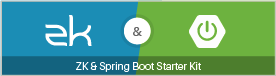 ZK & Spring Boot