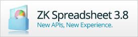ZK Spreadsheet 3.8