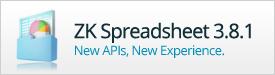 ZK Spreadsheet 3.8.1