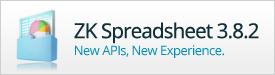 ZK Spreadsheet 3.8.2