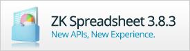 ZK Spreadsheet 3.8.3