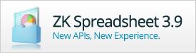 ZK Spreadsheet 3.9.0