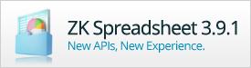 ZK Spreadsheet 3.9.1